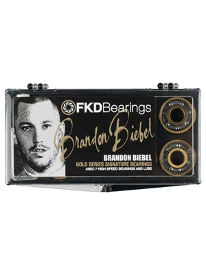 FKD Brandon Biebel Pro Bearings ABEC 7