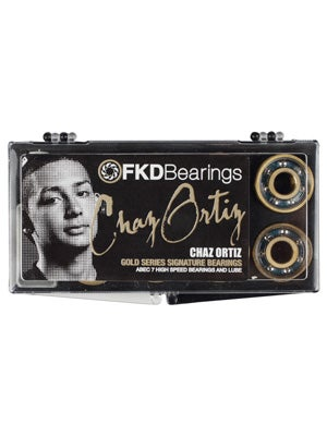 FKD Chaz Ortiz Pro Clear Bearings ABEC 7