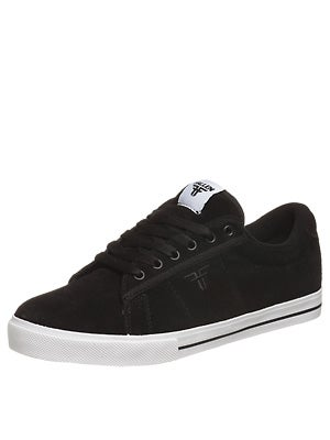 Fallen Bomber Shoes  Black/White III