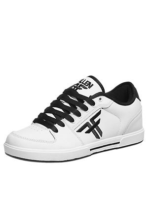 Fallen Patriot II Shoes  White/White/Black