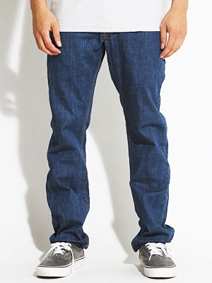 Malto Straight Slim Jeans Stone Wash 30
