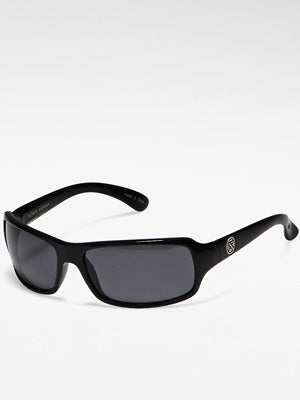 Filtrate Linoleum Black/Grey Polarized Lens