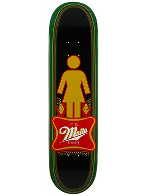 Girl Malto Time Deck  8.12x31.62