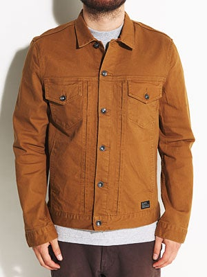Globe Goodstock Jacket Camel MD