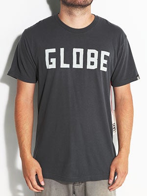 Globe Know Hope Tee Heavy Metal MD