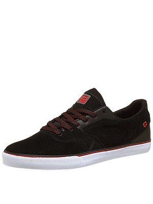 Globe Gonzalez The Sabbath Shoes  Black/Red