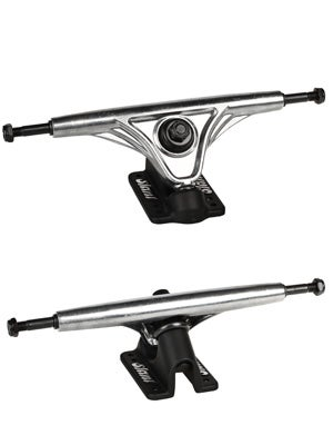 Globe Slant Inverted 180mm Raw/Black Axle 9.75