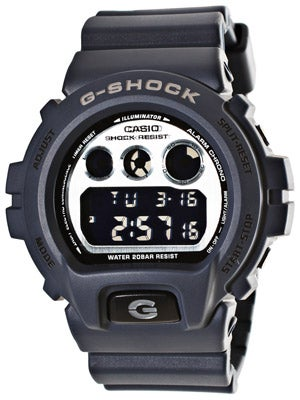 G-Shock Vintage Metal 6900 Watch  Blue