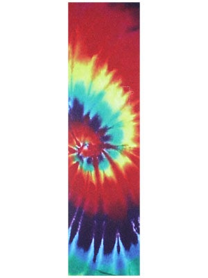 Grizzly Regular Bear Tie Dye Die Cut Griptape