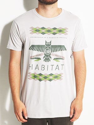 Habitat Mantle Tee Grey MD