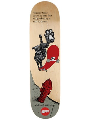 Hopps x Dylan Goldberger Williams Deck  8.125x31.825