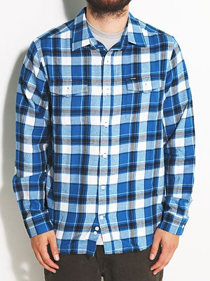 Hurley Baxter Flannel Blue/MRB MD