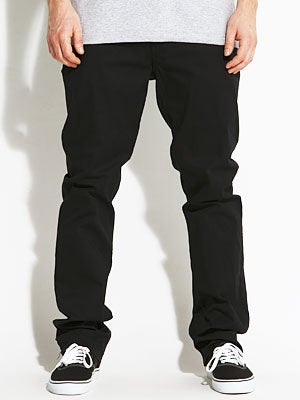 Hurley Corman 2.0 Chino Pants Black 28
