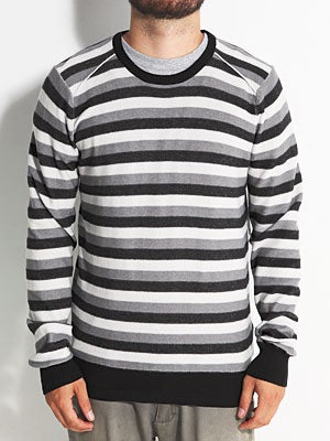 Hurley Caliber Crew Sweater Black MD