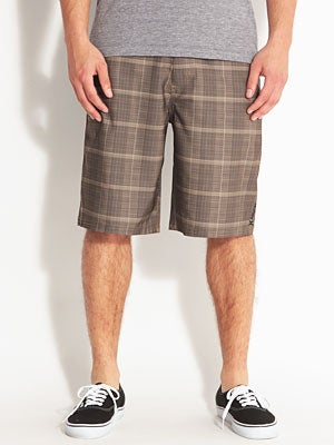 Hurley Mariner Boardwalk Shorts Brown 28