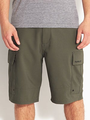 Mariner Cargo Boardwalk Shorts Dark Fatigue 28