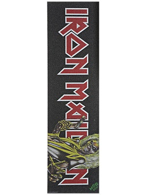 Iron Maiden Killers Griptape by Mob