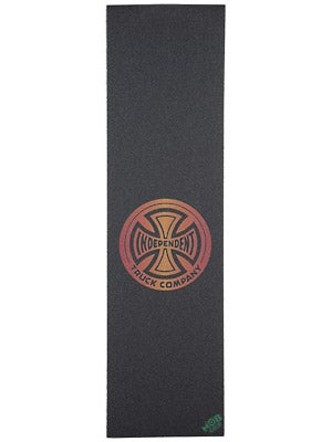 Independent Fountain Griptape by Mob Orange/Red