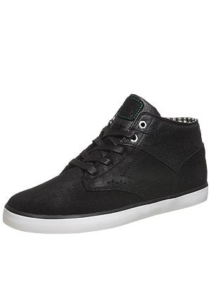IPath West Wing 2 Shoes  Black/White Waxed Canvas