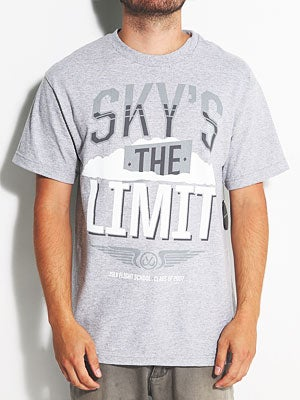 JSLV Sky's The Limit Tee Athletic Heather SM