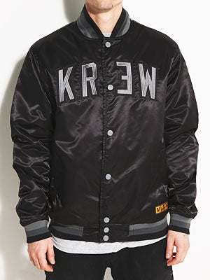 KR3W Thrasher Jacket Black SM