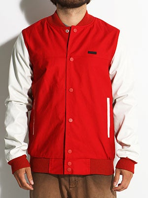 KR3W Wilcox Jacket Red MD