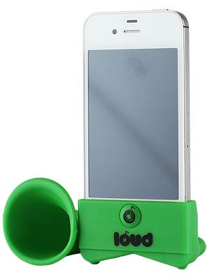 Loud Party Horn iPhone 4/4s  Green
