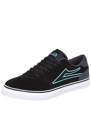 Lakai Manchester Shoes  Black/Grey/Blue