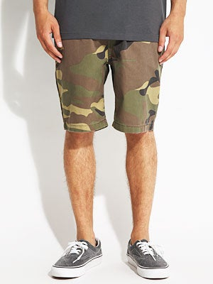Loser Machine Flanders Shorts Camo 32
