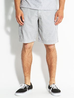 Lost Avalanche Cord Shorts Grey 28