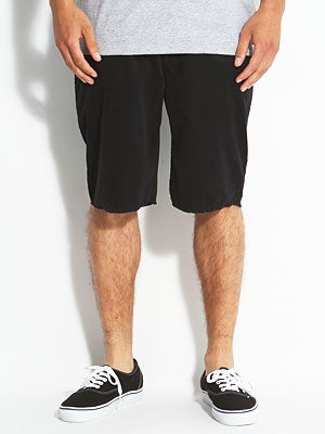 Lost Doheny Cord Shorts Black 30