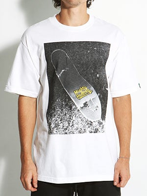 Mighty Healthy Crack Tee White SM