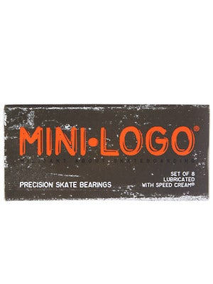Mini Logo Precision Skate Bearings