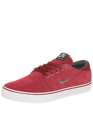 Nike SB Team Edition Shoes  Team Red/White