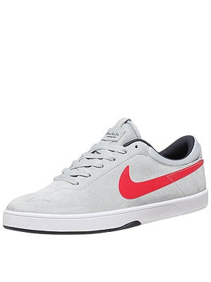 Nike SB Koston One Shoes  Strata Grey/Hyper Red