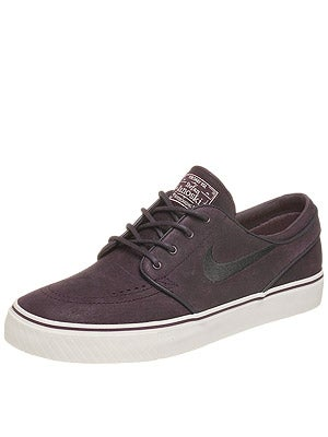 Nike SB Janoski Premium Shoes  Port/Bone/Black