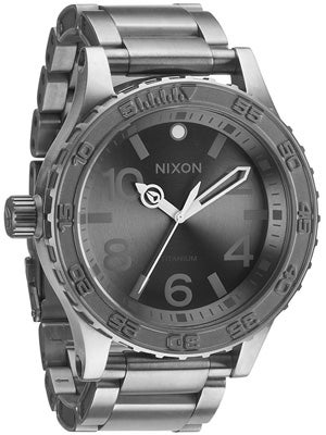 Nixon The 51-30 TI Watch  Titanium