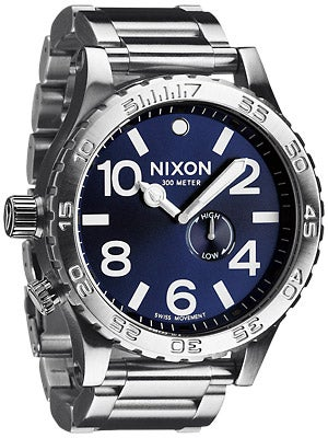 Nixon The 51-30 Tide Watch  Blue Sunray