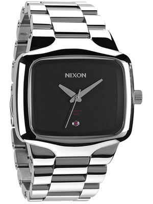 Nixon The Player XL Watch  Black SR