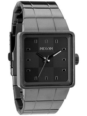 Nixon The Quatro Watch  All Black