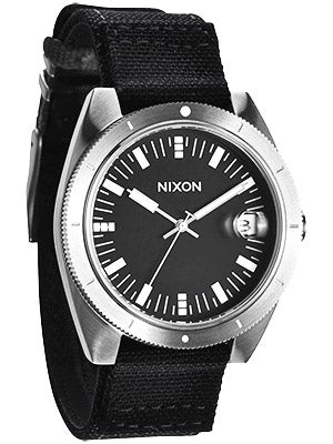 Nixon The Rover II Watch  Black