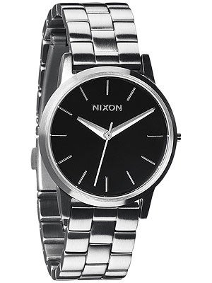 Nixon The Small Kensington Watch  Black