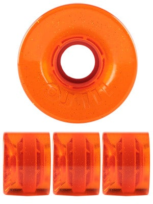 OJ Hot Juice 78a Glitter Orange Wheels