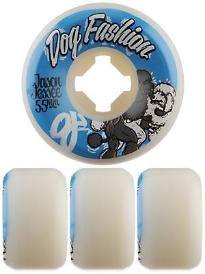 OJ Jessee Pro Dog Fashion 101a Wheels 55mm