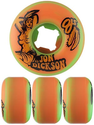 OJ Dickson Indian Pro 101a Wheels