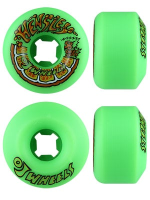 OJ Matt Hensley Pro 99a Green Wheels