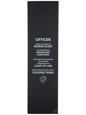 OJ Officer Griptape by Mob