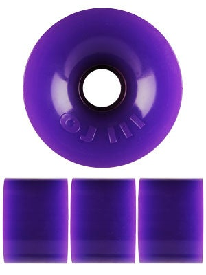 OJ Thunder Juice 78a Purple Wheels
