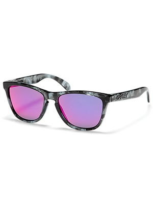 Oakley Acid Tortoise Black Frogskins Sunglasses