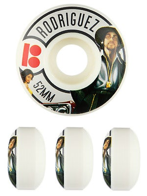 Plan B Rodriguez Action Flicks Wheels 52mm